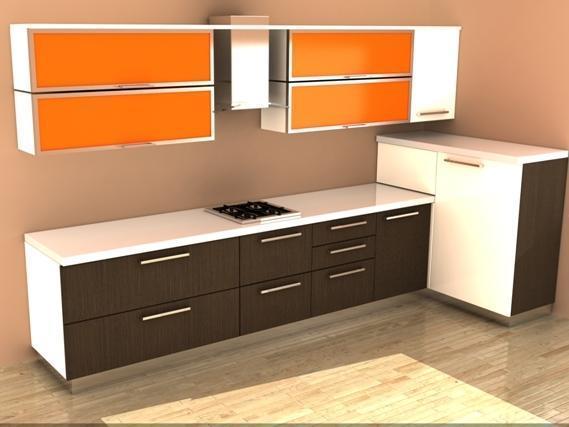 Mobila bucatarie Orange Pro