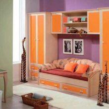 camere pentru tineri