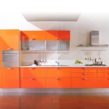 Mobila bucatarie Orange