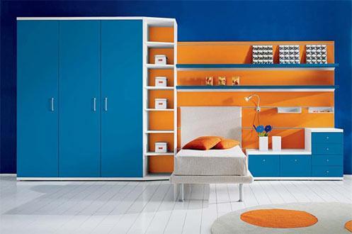 Mobila Dormitor Tineret PRO 16