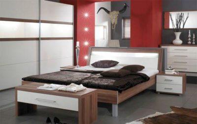 Mobila dormitor Lucrezia