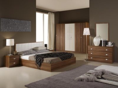 Mobilier dormitor Lory
