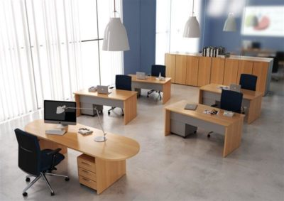 Mobilier operational Tim
